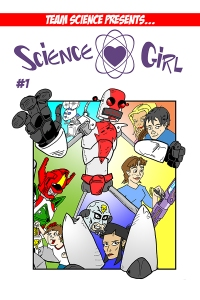 Science Girl #1